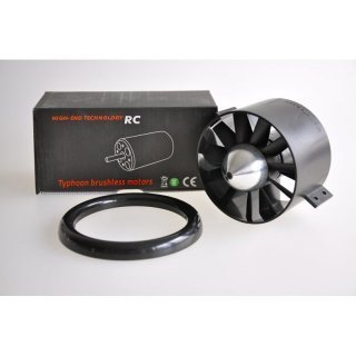 Midi Fan evo Impeller / HET 650-58-1970